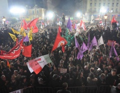 solidarity message of the Bulgarian Left to SYRIZA